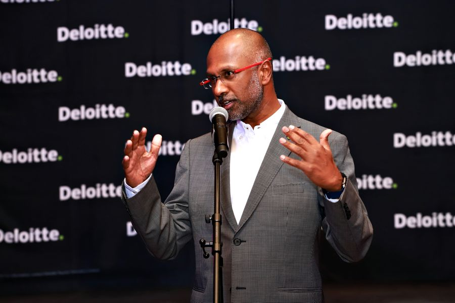 Deloitte – FUELMilestone Africa 2018 – Conference Photography