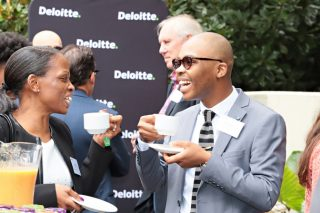 Conference photography Sandton Deloitte