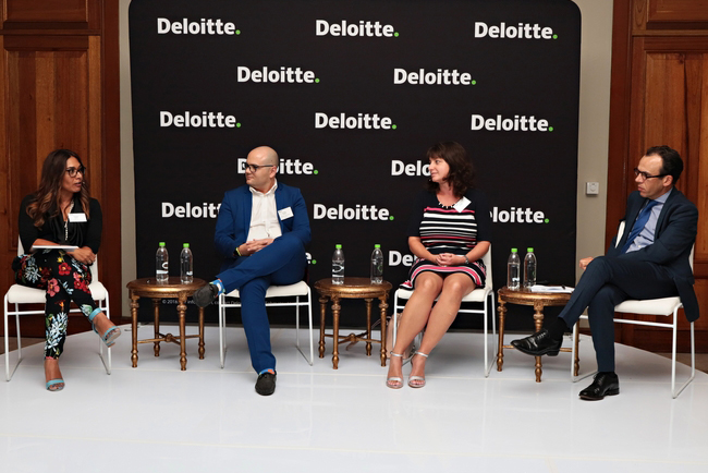Deloitte Gearing for Growth – Event Photographer Johannesburg