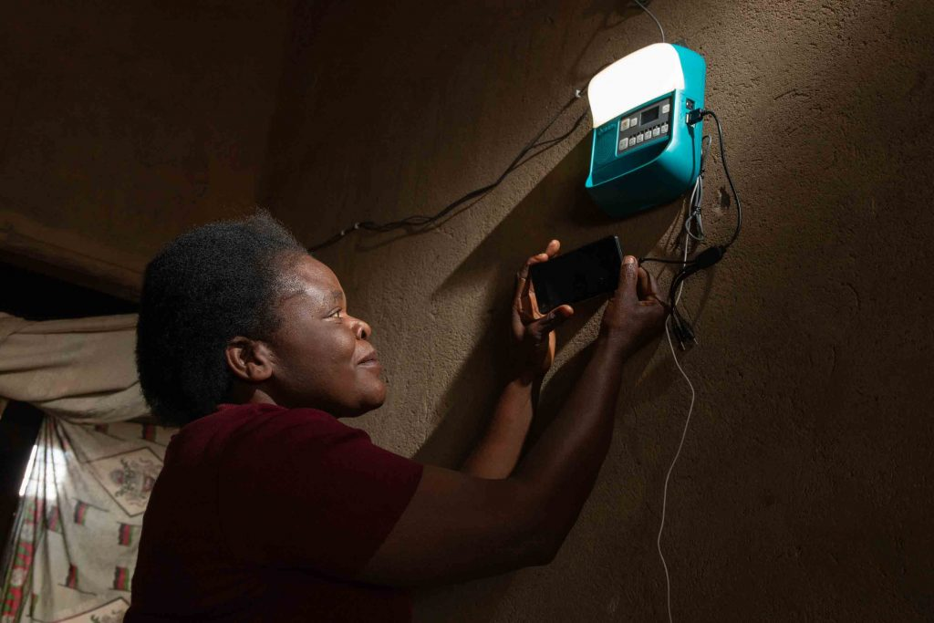 USAID Power Africa Solar Power Malawi