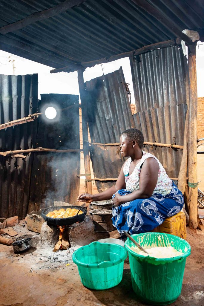Commercial Photographer South Africa USAID Electricity Impact on Communities
