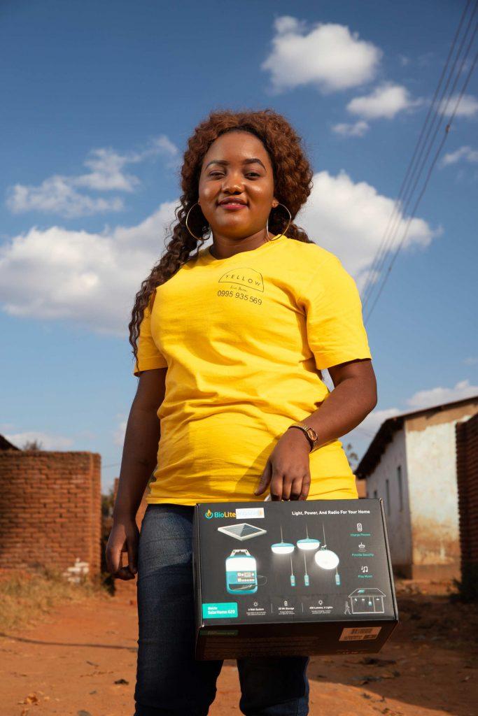 Yellow Solar Power Malawi Electricity