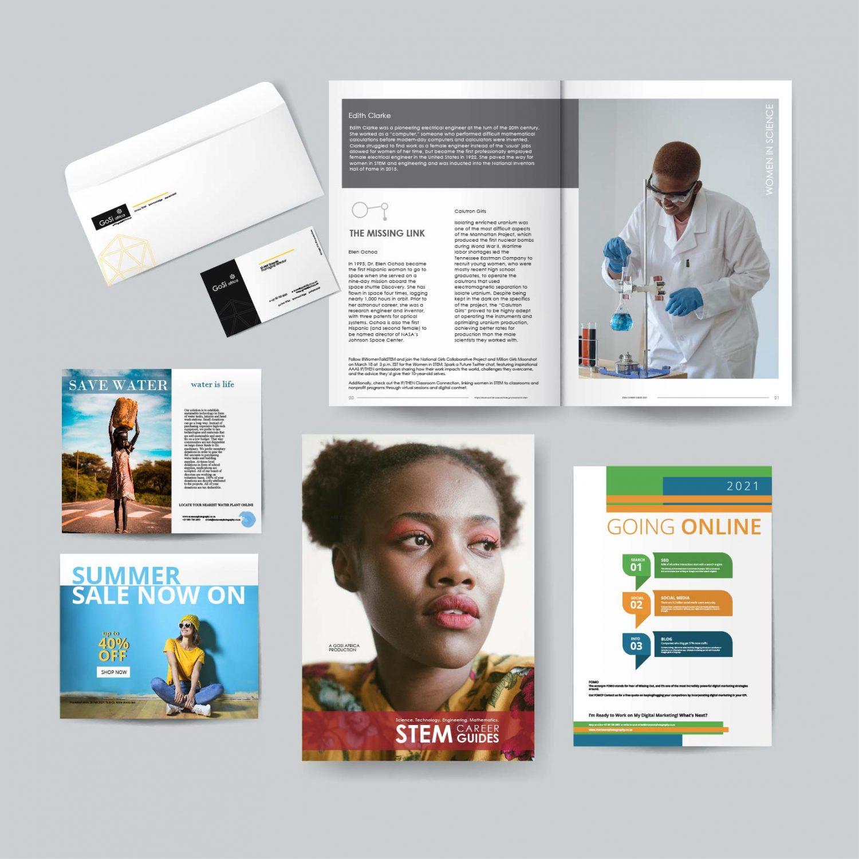 Graphic Designer Pretoria